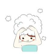 頭を洗うのは毎日がいいのか?頻度と回数や頭皮トラブルについて