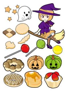 ハロウインで子供へのお菓子のあげ方やオススメのお菓子は?